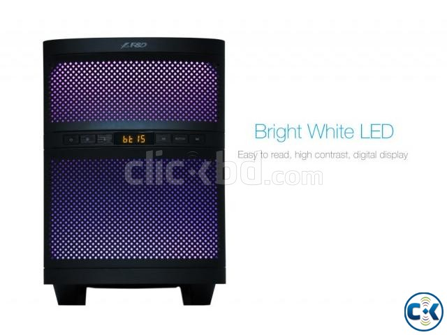 F D F5060X Bluetooth NFC 5.1 Home Audio Multimedia Speaker | ClickBD large image 3