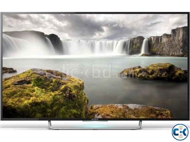 3Years Warranty 43 W800C Sony Bravia 3D Android LED TV | ClickBD large image 1