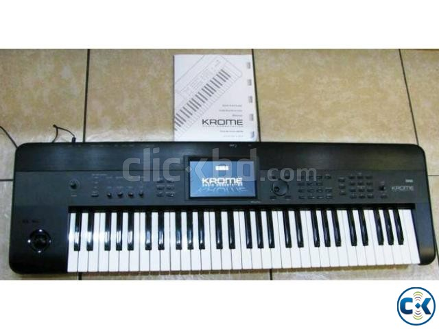 Brand New Intact Korg Krome Touchscreen    ClickBD large image 2