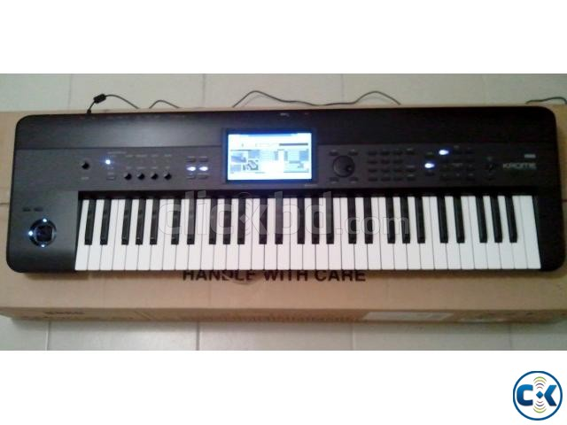 Brand New Intact Korg Krome Touchscreen    ClickBD large image 3