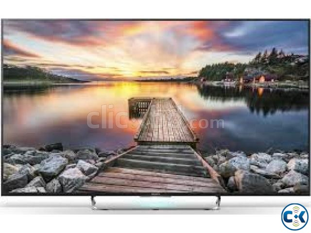 4K 55 X8500E SONY BRAVIA ANDROID TV | ClickBD large image 2
