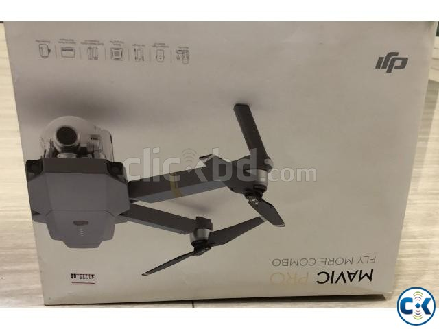 DJI Mavic Pro Quadcopter Fly More Combo | ClickBD large image 2