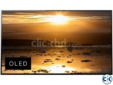 OLED SONY BRAVIA HDR 4K ANDROID 65A1 TV