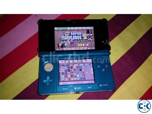 Nintendo 3DS Moded 32GB  | ClickBD large image 0