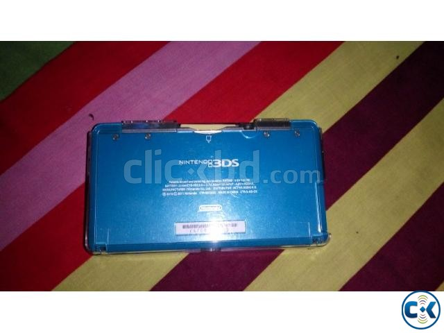 Nintendo 3DS Moded 32GB  | ClickBD large image 1