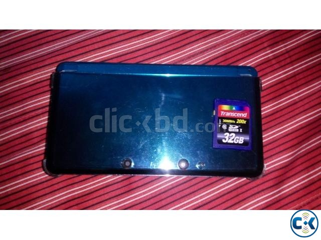 Nintendo 3DS Moded 32GB  | ClickBD large image 3
