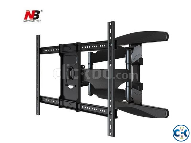 NB Mount Full Motion Articulating Wall Mount for 40- to 75 | ClickBD large image 0