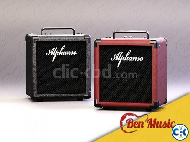 Alphanso 10 watt Bass Ampt 90 days warranty   ClickBD large image 0