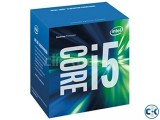 Intel 7th Generation Core i5-7500 Processor