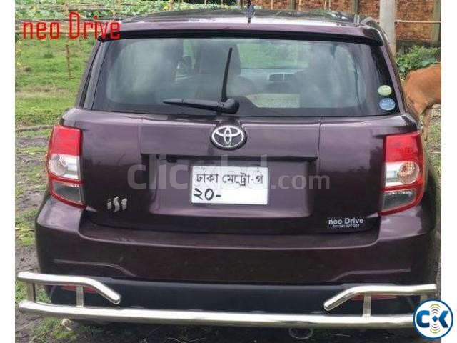 TOYOTA IST G GRADE 2010 NEW SHAPE FOR SALE | ClickBD