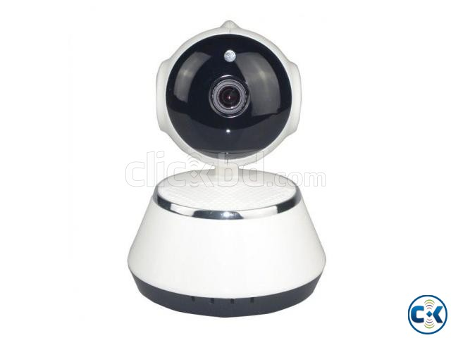 Wifi Home IP Camera HD  | ClickBD large image 1