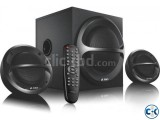 F D A111X 35 Watt RMS 2.1 Channel Multimedia Speaker