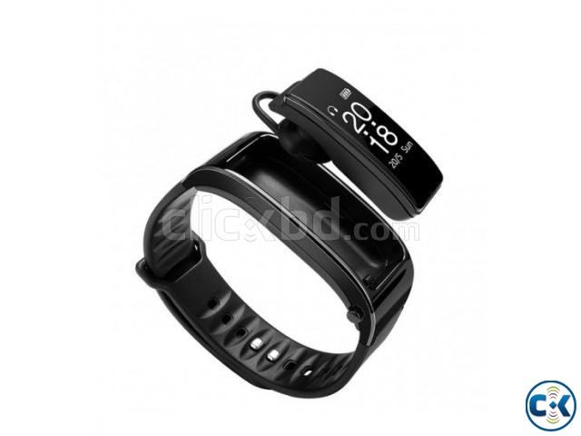 Talk Band Y3 Pro Band Water-Proof | ClickBD large image 0