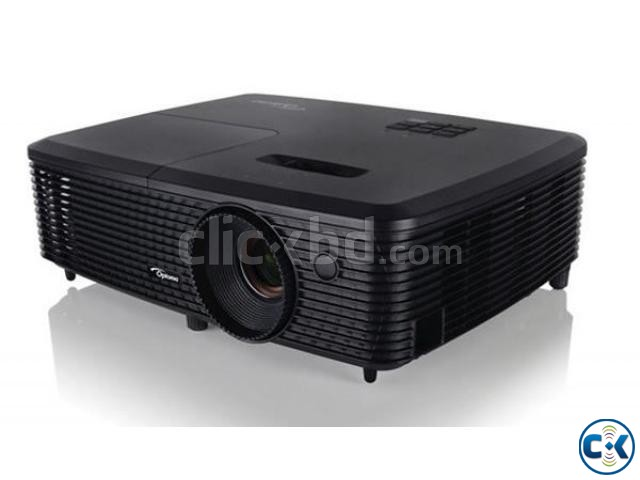 OPTOMA S321 DLP SVGA PROJECTOR | ClickBD large image 1