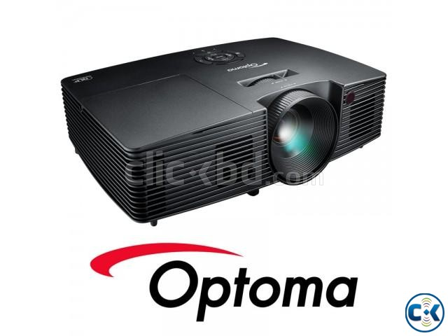 OPTOMA S321 DLP SVGA PROJECTOR | ClickBD large image 2