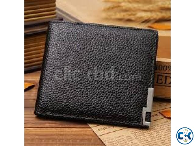 Casual Cowhide Men s Wallet | ClickBD large image 0