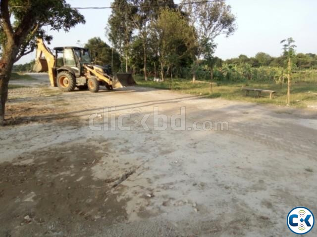 10 Katha Plot in Purbachal | ClickBD large image 0