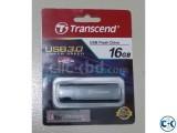 Transcend Pen Drive 16 GB USB 3.0