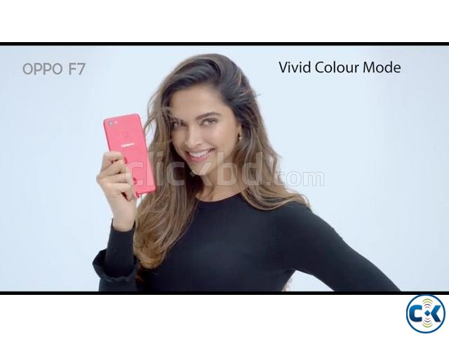 Oppo F7 64GB 1 Year Official Warranty | ClickBD large image 2