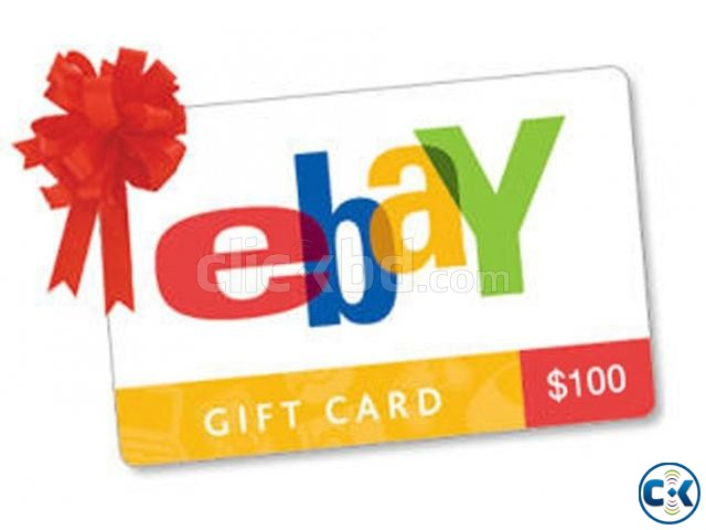 Ebay Gift Card 100 Usa Account And Shipping Only Clickbd