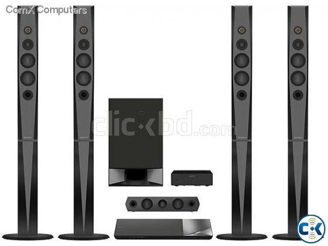 Sony 3D Blu-ray Home Theatre System N9200 1200Wat | ClickBD large image 0