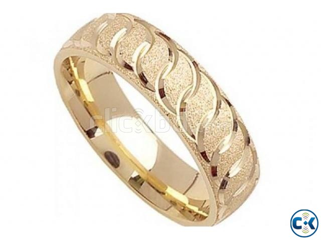 Gold Plated Finger Ring For Women | ClickBD large image 0