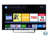43 X7500E Sony Bravia 4K Android HDR tv