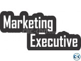 Marketing Executive Full Part time