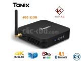 Tanix TX28 Android 7.1 4GB RAM 32GB ROM 2.4 5G WiFi