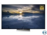 Sony KD-55X8000E HDR 4K UHD Android Smart LED TV