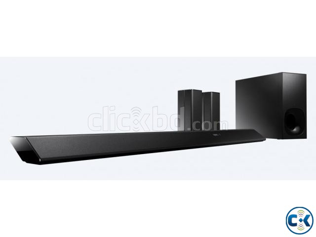 Sony HT-RT5 Soundbar 550W 5.1-Channel Wireless Speaker BD | ClickBD large image 0