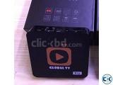 Global pro plus 4K HD tv BOX 1GB DDR3 RAM 16G ROM BD