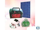 Portable Solar System package