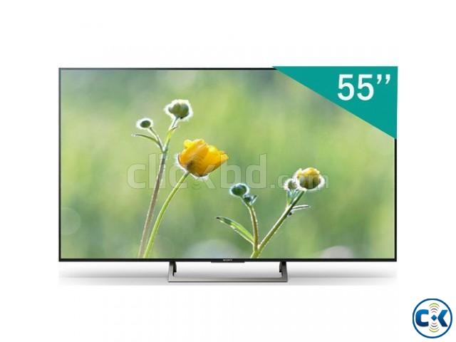 SONY BRAVIA HDR 4K SMART 55X7000E TV | ClickBD large image 0
