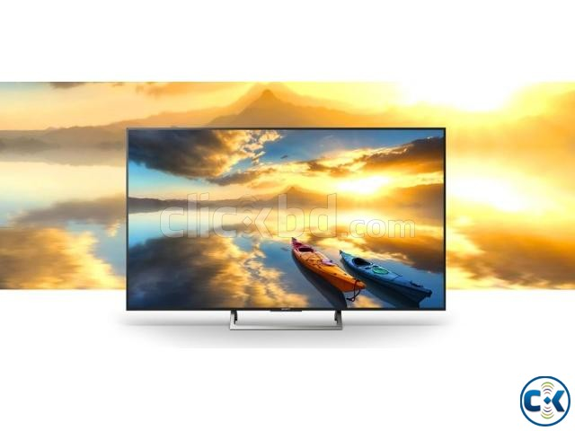 SONY BRAVIA HDR 4K SMART 55X7000E TV | ClickBD large image 1