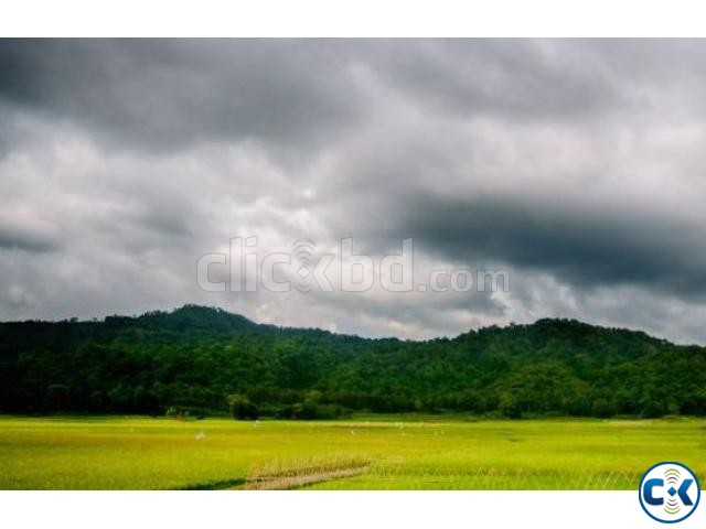 3 Katha Corner Plot Land for Sale in Chittagong Near CEPZ  | ClickBD large image 0