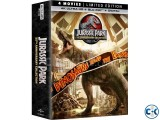 Jurassic Park Collection 4K Blu-ray 4 Disc