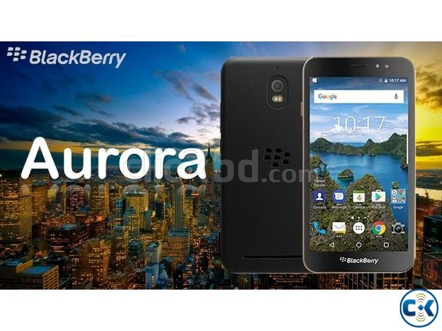 Brand New BlackBerry Aurora Sealed Pack With 3 Yr Warranty   ClickBD large image 3