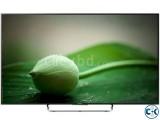 SONY 75 inch W850C 3D TV