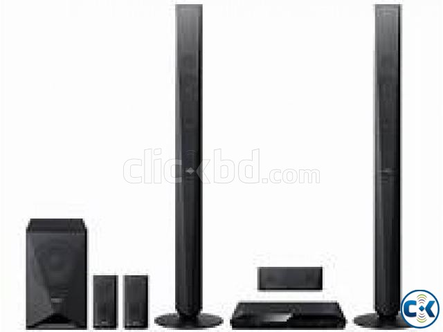 Sony DVD DAV-DZ650 5.1 Channel Home Theater Music System | ClickBD large image 0