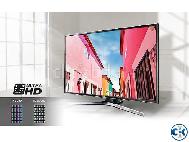 Samsung MU7000 4K UHD 43 Inch WiFi Smart LED Television | ClickBD large image 1