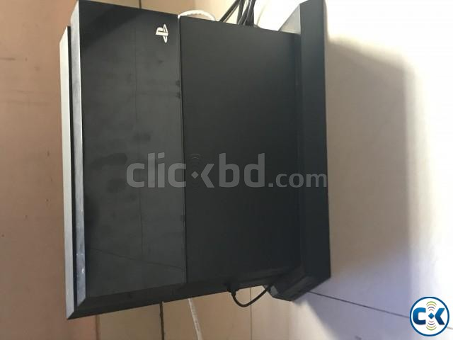 selling a ps4 with cooler | ClickBD large image 1