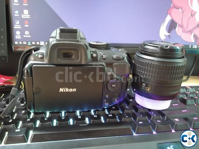 Nikon d5200 With 3 years warranty | ClickBD large image 1