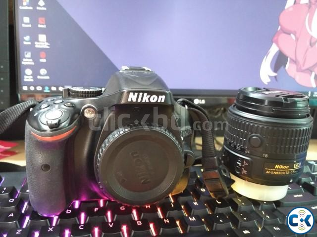 Nikon d5200 With 3 years warranty | ClickBD large image 4