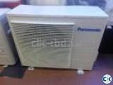 Panasonic 1.5 Ton Split Air conditioner,with warrenty 2 yrs.