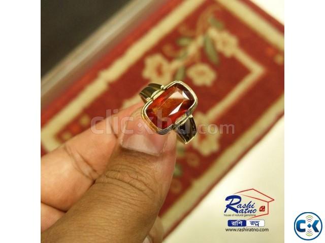 Srilankan Gomed Stone Ring  | ClickBD large image 0