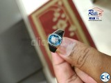 Natural Blue Zircon Stone