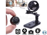 HD Night Vision Spy Mini Camera SQ9