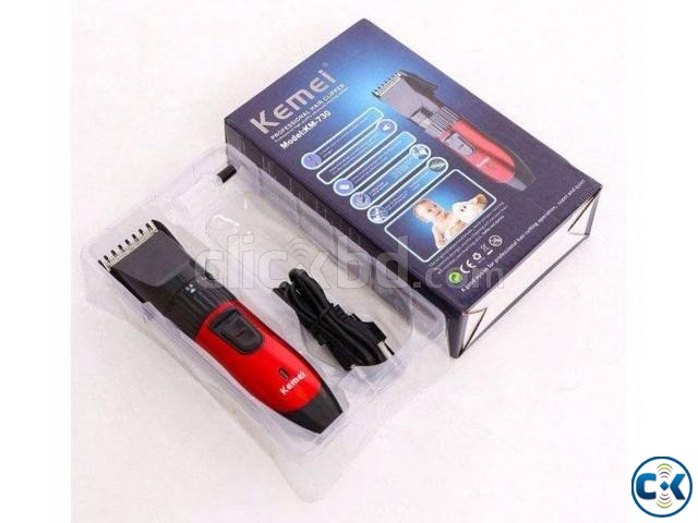 Kemei Trimmer KM-0730  | ClickBD large image 2