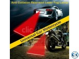 Car Bike Laser Fog Light